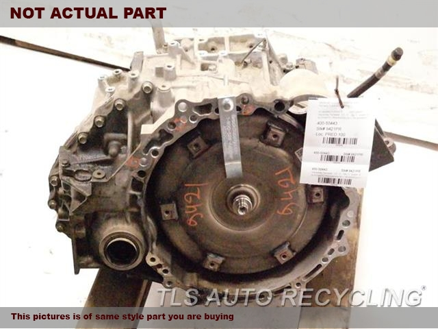 AUTOMATIC TRANSMISSION 30500-33470