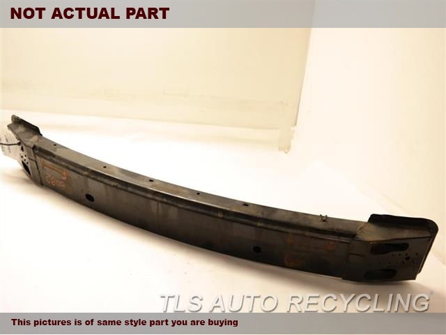 2007 Toyota Camry Bumper Reinforcement, Front. NORTH AMERICA BUILT