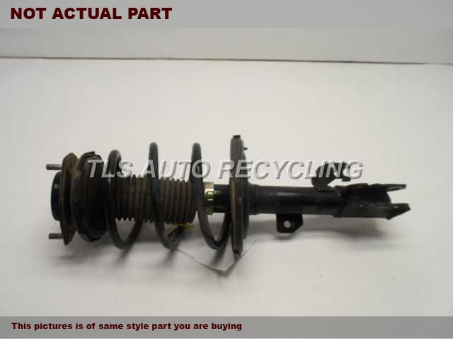 2007 Toyota Camry Strut. RH,FRONT, R., LE, 4 CYLINDER