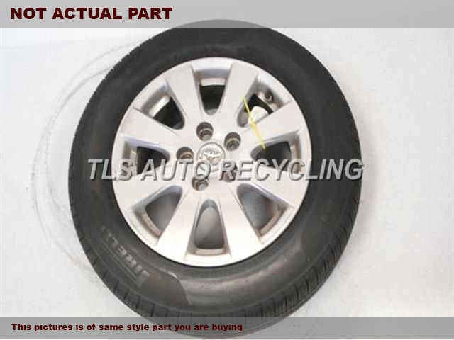 2010 toyota camry wheel car parts tls auto recycling. Black Bedroom Furniture Sets. Home Design Ideas