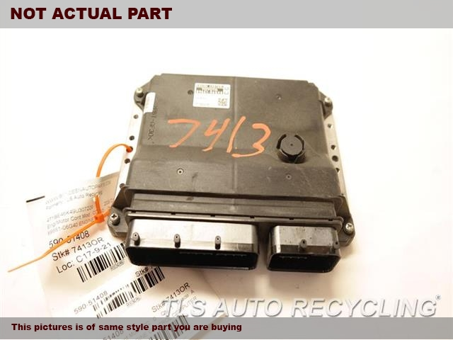 2009 toyota camry eng motor cont mod 89661 0640 used for Motor oil for 2009 toyota camry