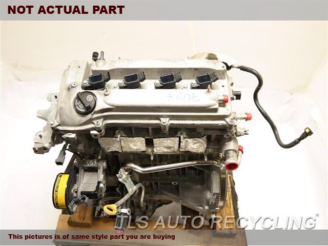 2007 toyota camry engine assembly 1 used a grade. Black Bedroom Furniture Sets. Home Design Ideas