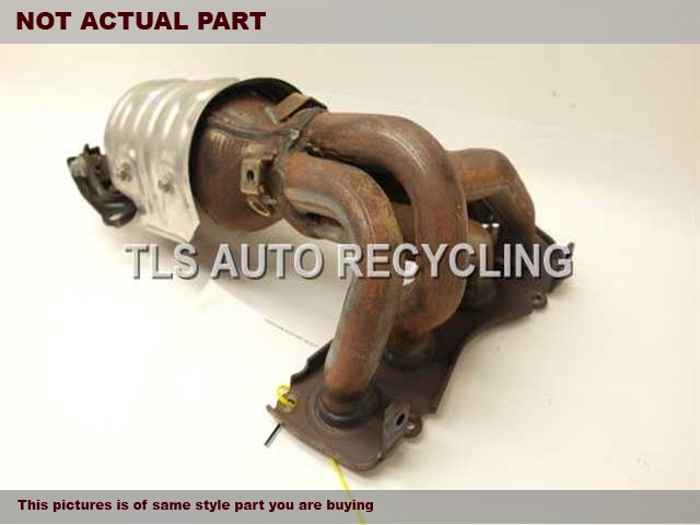 2011 Toyota Camry Exhaust Manifold. EXHAUST MANIFOLD 25051-0V020