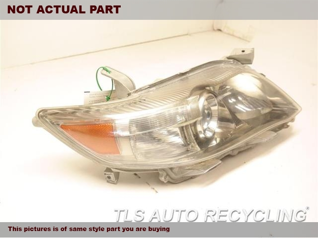 2011 Toyota Camry Headlamp Assembly. RH,LE, R., NORTH AMERICA BUILT