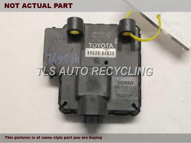 2011 Toyota Camry Chassis Cont Mod. 82121-06C30 TRANSMISSION COMPUTER