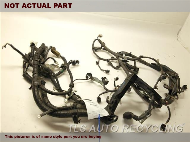toyota_camry_2011_engine_wire_harness_255101_01 2011 toyota camry engine wire harness 82111 0640 used a grade 2012 Camry at bakdesigns.co