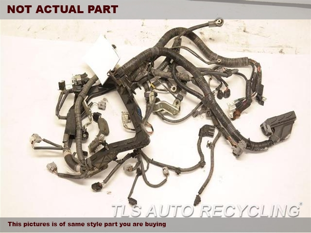 2011 toyota camry engine wire harness 82111 0640 used a grade. Black Bedroom Furniture Sets. Home Design Ideas