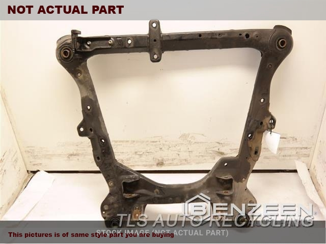 2007 Toyota Camry Sub Frame. 2.4L,FRONT, VIN E (5TH DIGIT), (2.4