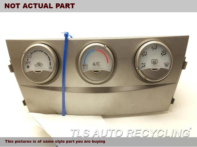 2011 Toyota Camry Temp Control Unit. TEMPERATURE CONTROL 55900-06280