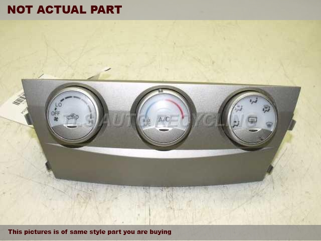2010 Toyota Camry Temp Control Unit. TEMPERATURE CONTROL 55900-06280