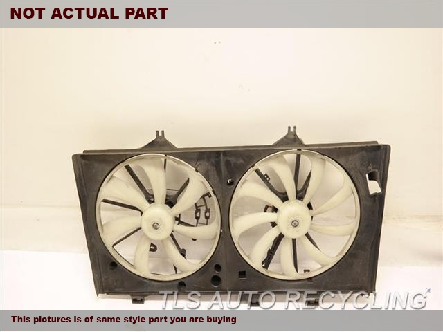 2015 Toyota Camry Rad Cond Fan Assy. FAN ASSEMBLY, VIN F (5TH DIGIT)