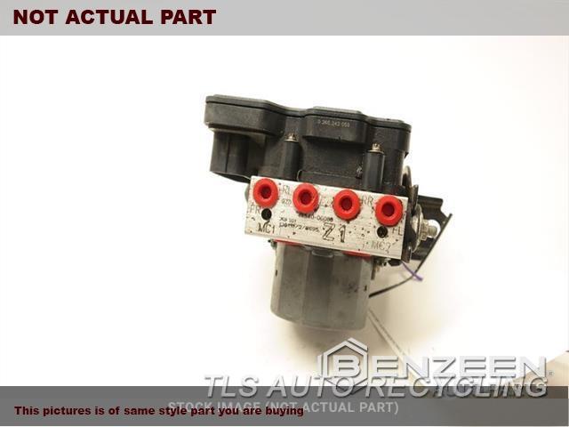 2014 Toyota Camry Abs Pump. 2.5L,ACTUATOR AND PUMP ASSEMBLY