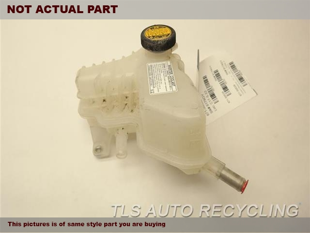 2017 Toyota Camry Coolant Reservoir. INVERTER RESERVOIR G92A0-06010