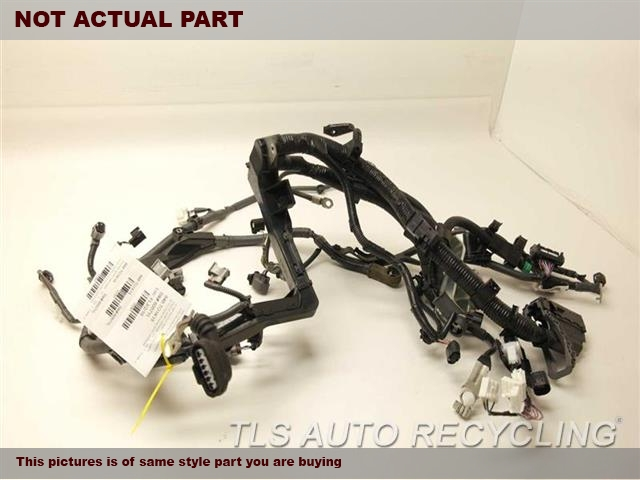 1996 toyota camry wiring harness 2015 toyota camry engine wire harness - 82115-06l91 - used ...