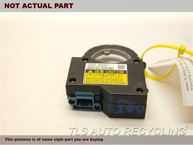 2015 Toyota Camry Misc Electrical. STEERING SENSOR 89245-02080