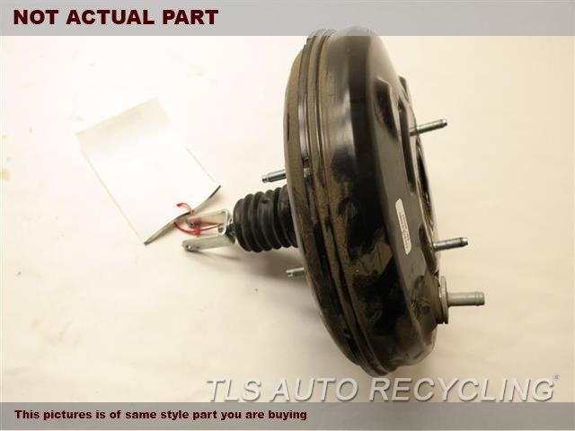 2015 Toyota Camry Brake Booster. ABS,VIN F (5TH DIGIT)