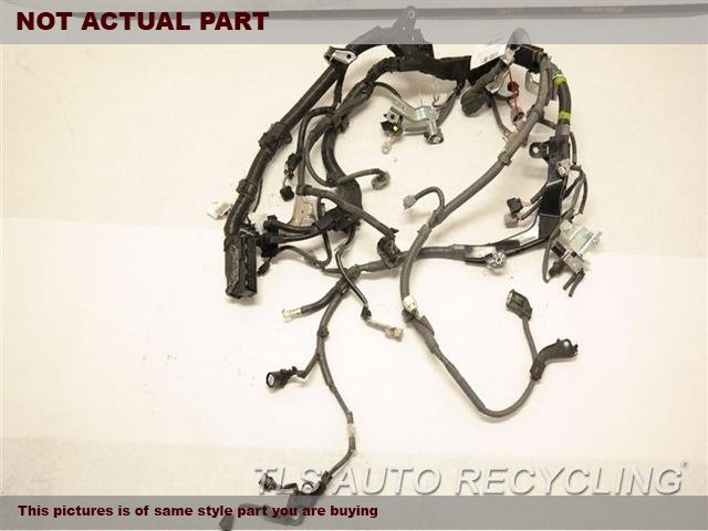 2016 Toyota Camry Engine Wire Harness. 82115-06L91 ENGINE MAIN ROOM HARNESS