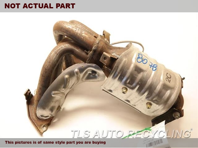2015 Toyota Camry Exhaust Manifold. EXHAUST MANIFOLD 25051-0V030