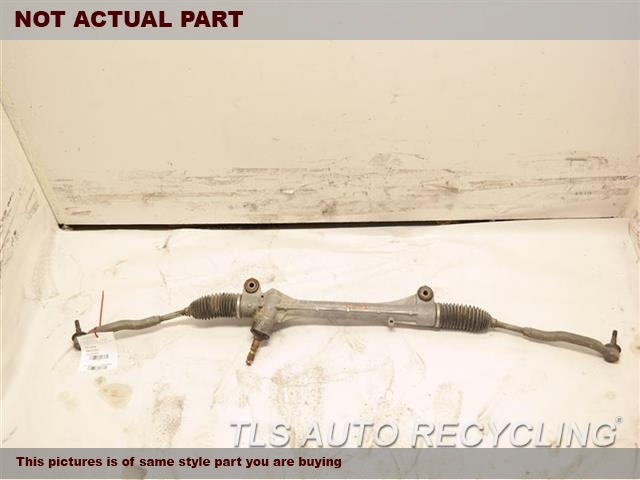 2015 Toyota Camry Steering Gear Rack. POWER RACK AND PINION, VIN F 5TH