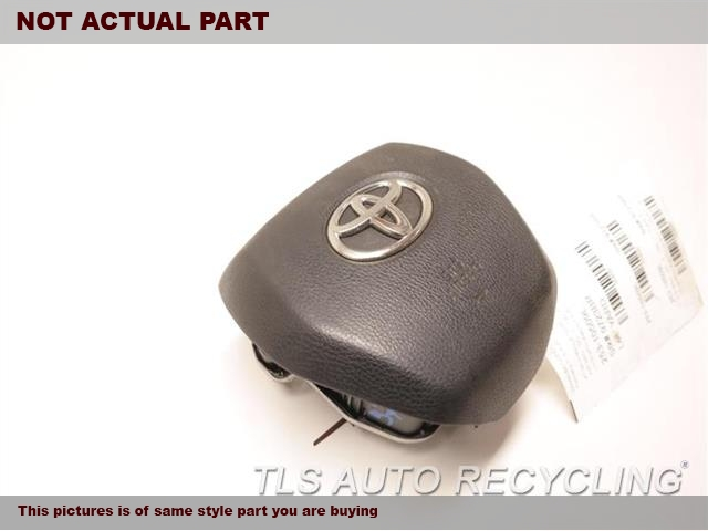 2018 Toyota Camry Air Bag. LH,NORTH AMERICA BUILT, FRONT, DRIV