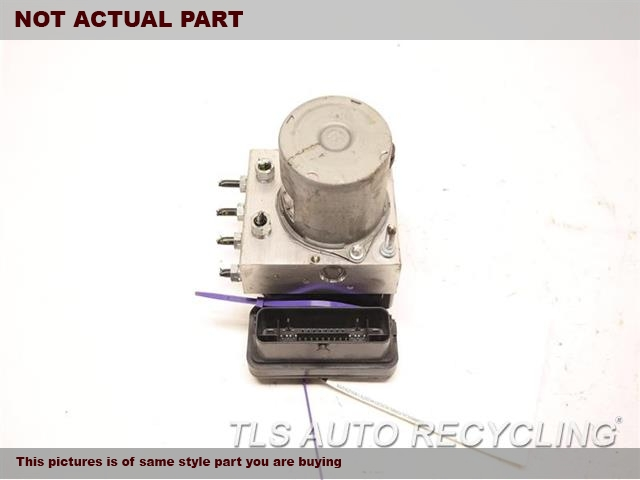 2018 Toyota Camry Abs Pump. ACTUATOR AND PUMP ASSEMBLY, 2.5L