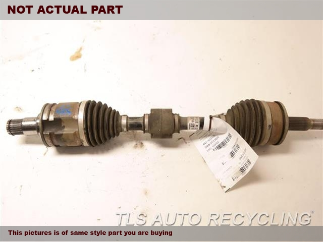 2018 Toyota Camry Axle Shaft. LH,(FRONT AXLE), 2.5L, A25AFKS