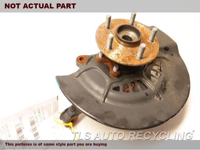 2018 Toyota Camry Spindle Knuckle, Fr. RH