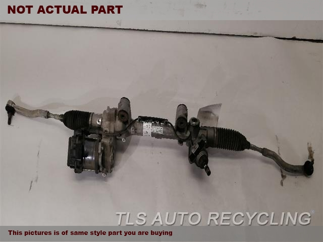 2018 Toyota Camry Steering Gear Rack. (POWER RACK AND PINION), 2.5L, A25A