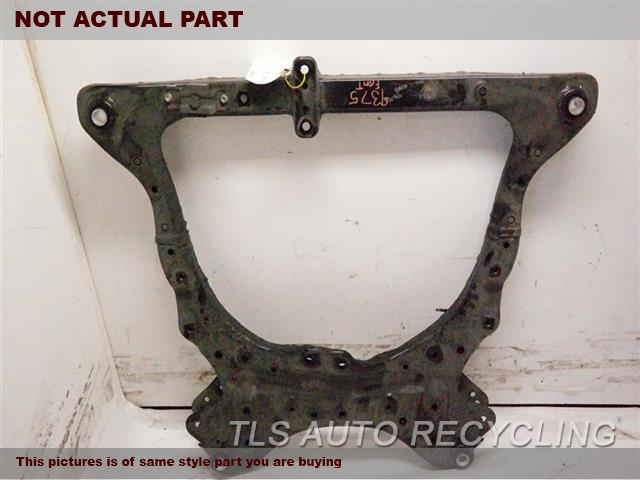 2018 Toyota Camry Sub Frame. FRONT