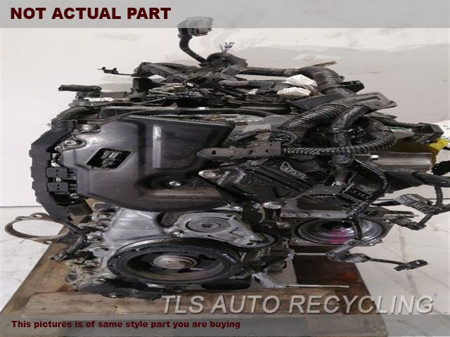 2018 Toyota Camry Engine Assembly. ENGINE ASSEMBLY 1 YEAR WARRANTY