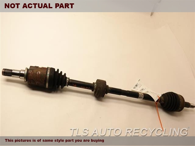 2013 Toyota Corolla Axle Shaft.  43410-02A00PASSENGER FRONT AXLE SHAFT