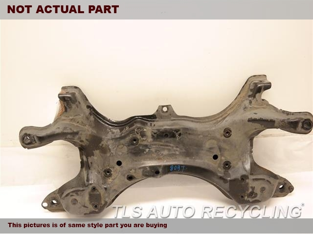 2013 Toyota Corolla Sub Frame. FRONT CROSSMEMBER 51201-02150
