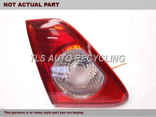 DRIVER LID MOUNTED TAIL LAMP