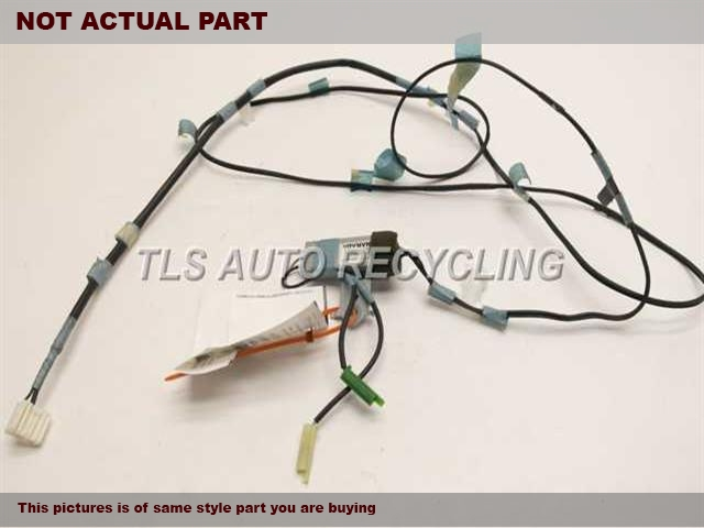 2010 toyota corolla wire harness car parts tls auto recycling
