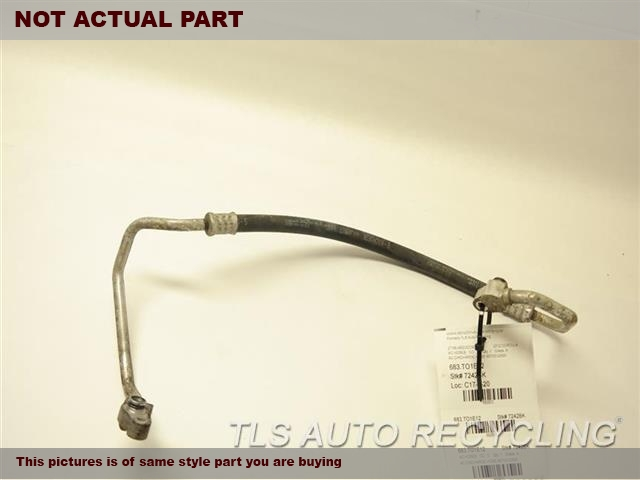 2012 Toyota Corolla AC Hoses. AC SUCTION PIPE 88707-02070