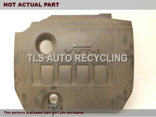 2012 Toyota Corolla . ENGINE COVER 11212-0T011
