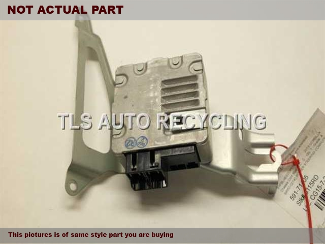2012 Toyota Corolla Chassis Cont Mod. 89650-02740 POWER STEERING COMPUTER
