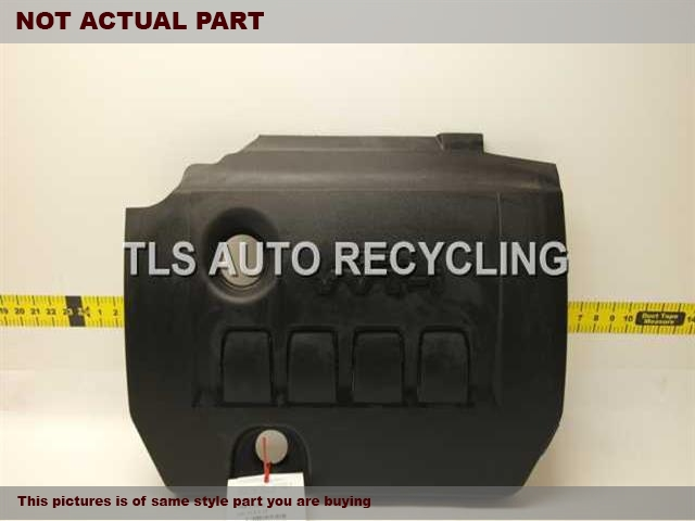 2013 Toyota Corolla . ENGINE COVER 11212-0T011