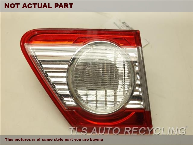 2013 Toyota Corolla Tail Lamp. 81590-02290DRIVER LID MOUNTED TAIL LAMP