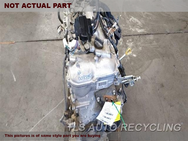 2015 Toyota Corolla Engine Assembly. ENGINE ASSEMBLY 1 YEAR WARRANTY