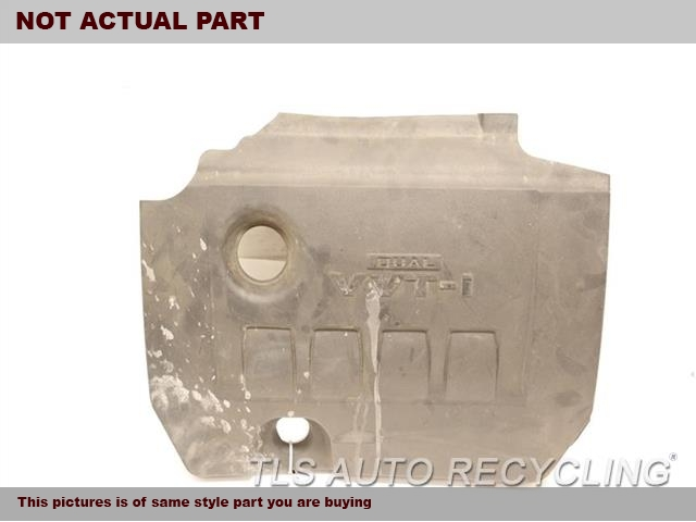 2014 Toyota Corolla . ENGINE COVER 11212-0T140