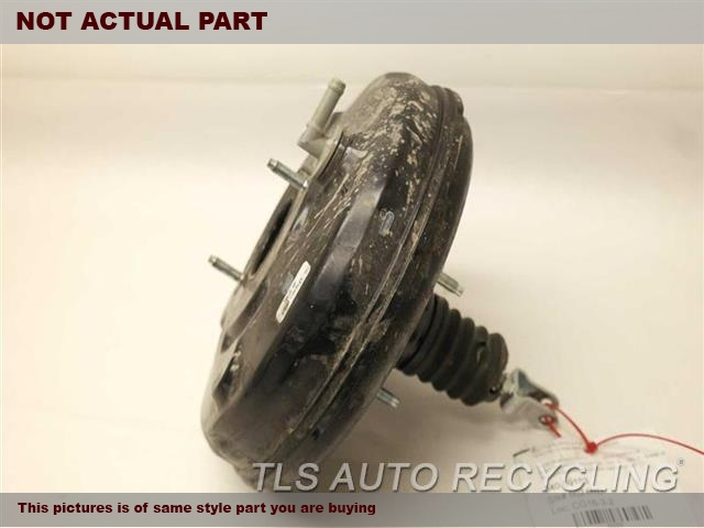 2016 Toyota Corolla Brake Booster. POWER BRAKE BOOSTER 44610-02840