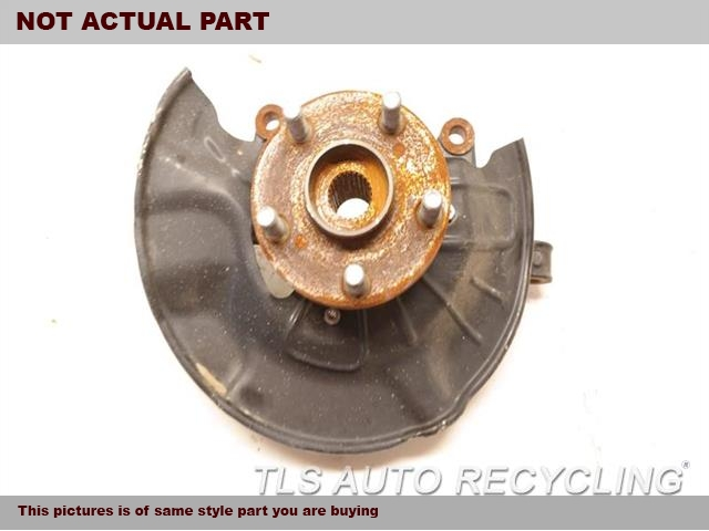 2015 Toyota Corolla Spindle Knuckle, Fr. LH