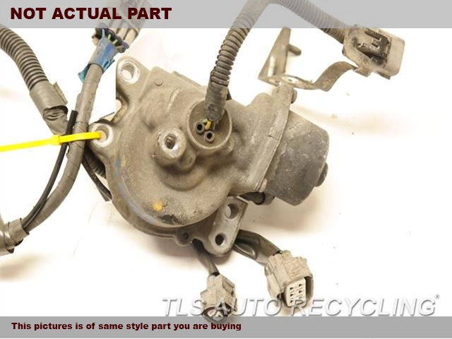 2007 Toyota FJ Cruiser 4x4 Axle Actuator. 41400-35031FRONT DIFFERENTIAL 4X4 ACTUATOR