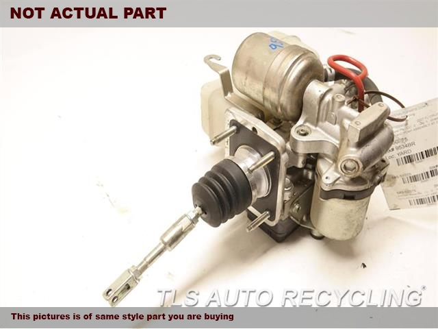 2007 Toyota FJ Cruiser Abs Pump. ACTUATOR AND PUMP ASSEMBLY, AT, DIF