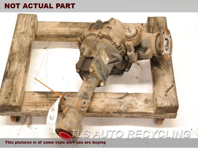 2006 Toyota Tacoma Rear differential. FRONT DIFFERENTIAL 41110-35A10