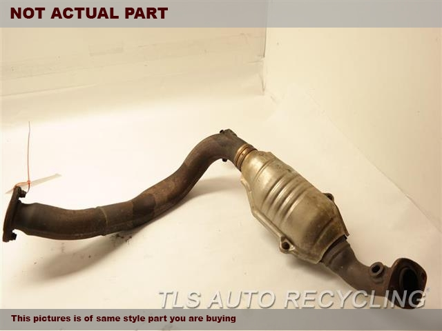 2007 Toyota FJ Cruiser Exhaust Pipe. 17410-31450�PASSENGER FRONT EXHAUST PIPE