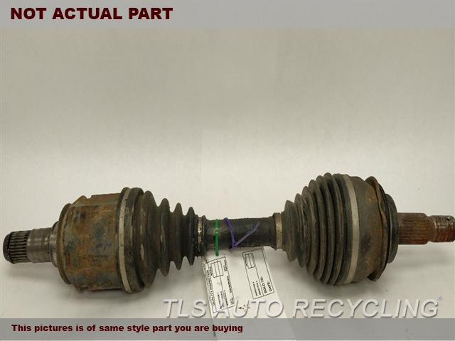 2006 Lexus Gx 470 Axle Shaft  4.7L,FRONT AXLE, OUTER ASSEMBLY
