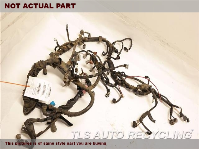 2003 Toyota Highlander Engine Wire Harness. 8211-48331 ENGINE MAIN ROOM HARNESS