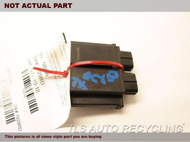 2005 Toyota Matrix Chassis Cont Mod. 89952-33011 OCCUPANT DETECTION UNIT